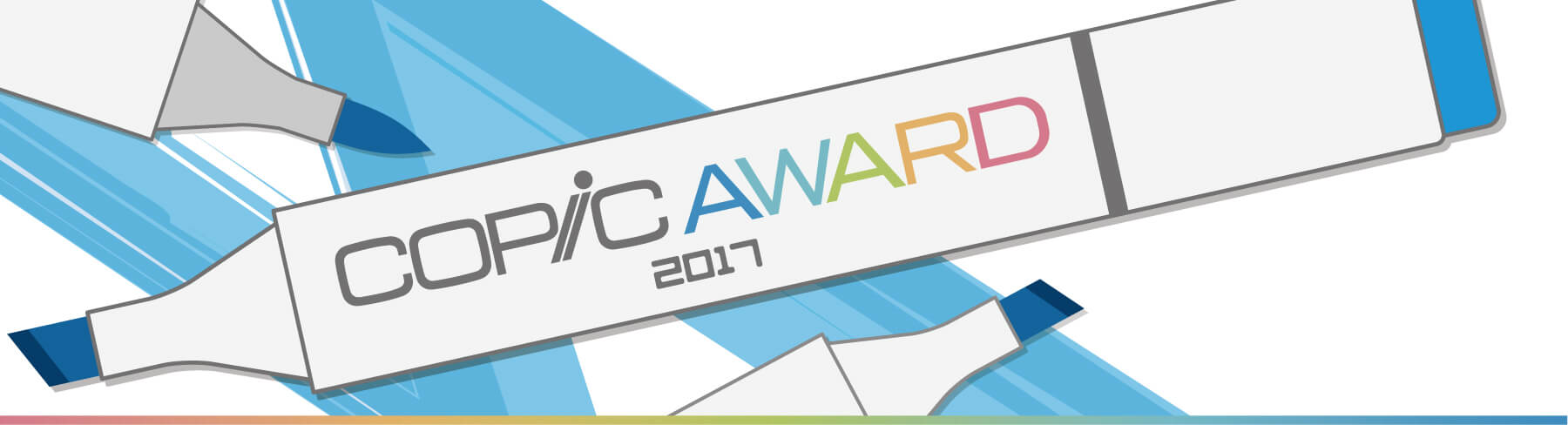 COPIC AWARD 2017 - connecting COPIC fans all over the world by such works, and making the drawing and production more fun