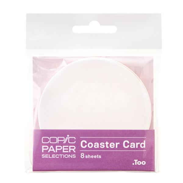 コピックコースターカード
