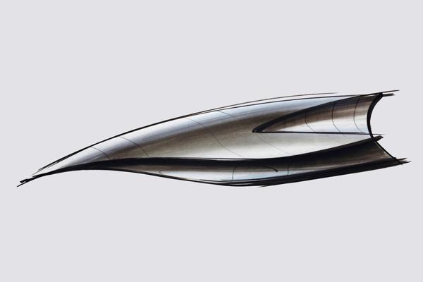 a sense of speed design
