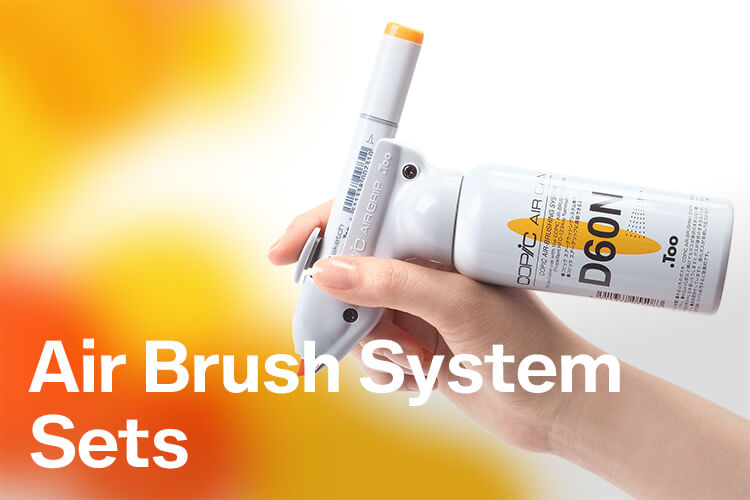 copic air brush system