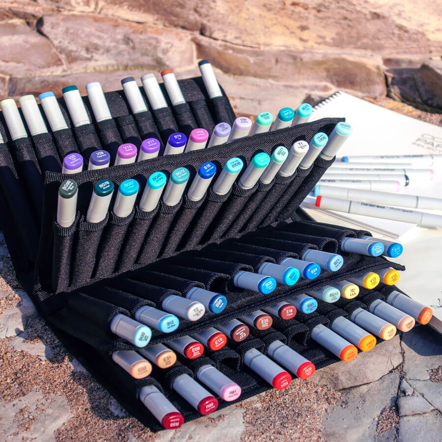 Copic Cases and Stand