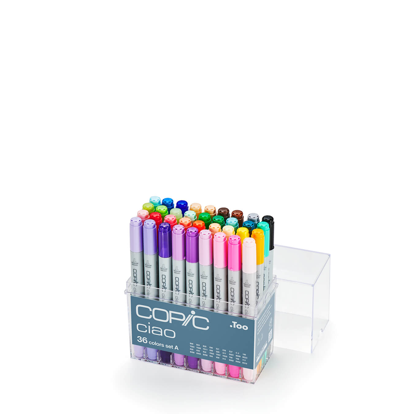 Copic Ciao 36 colors set A