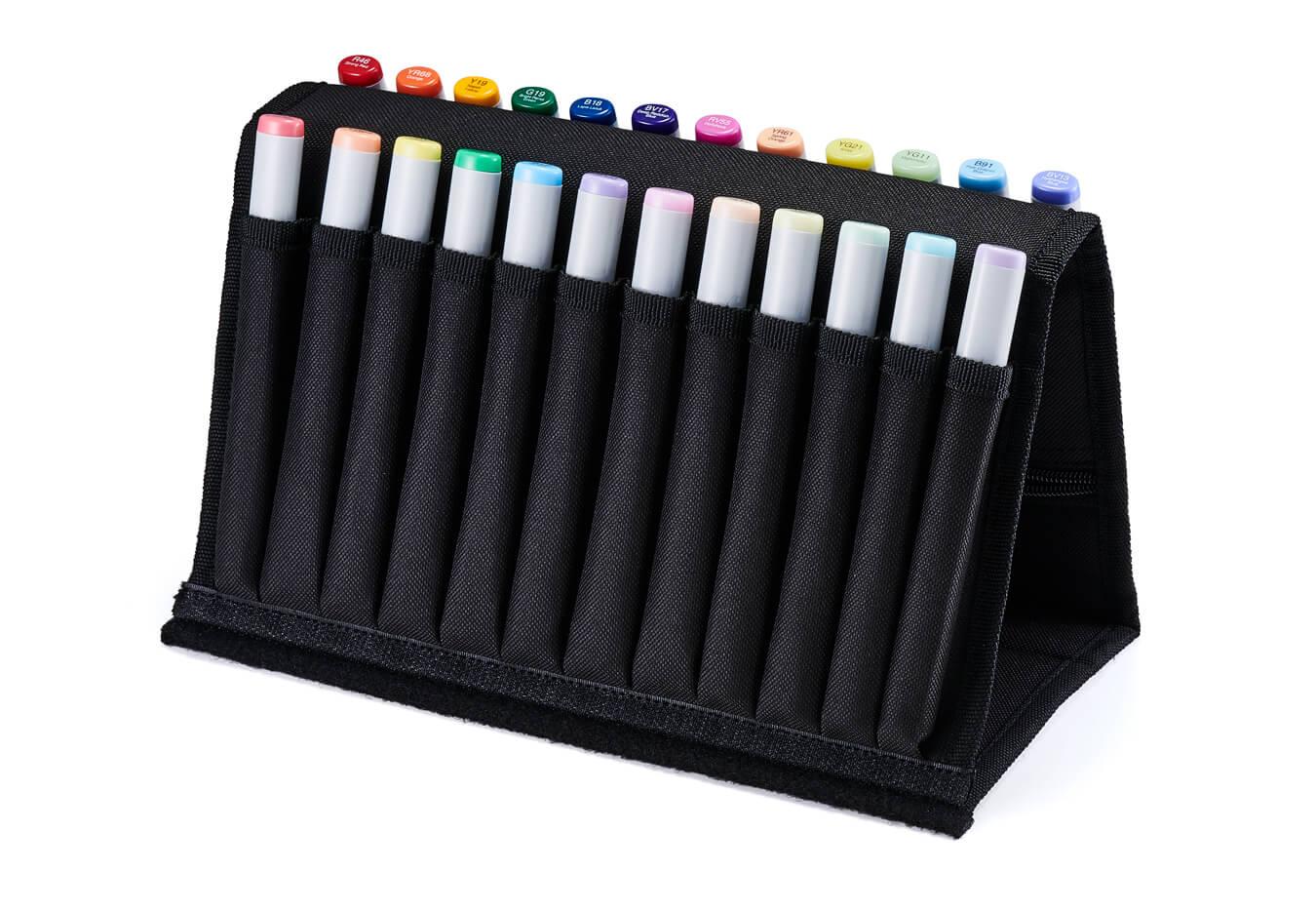 copic wallet 24color