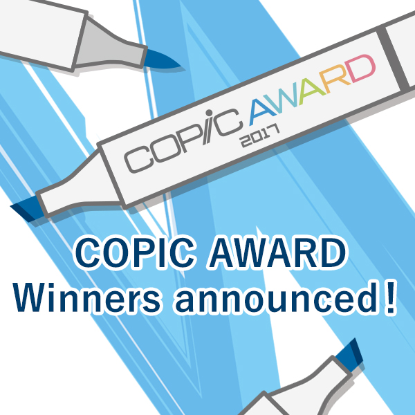 COPIC AWARD2017 Winners Announced!