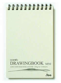 Copic Drawing Book mini