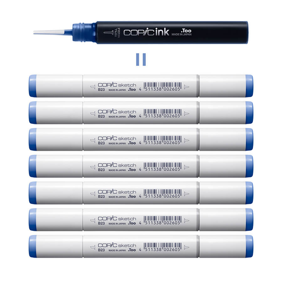 Copic Ink Specifications 4