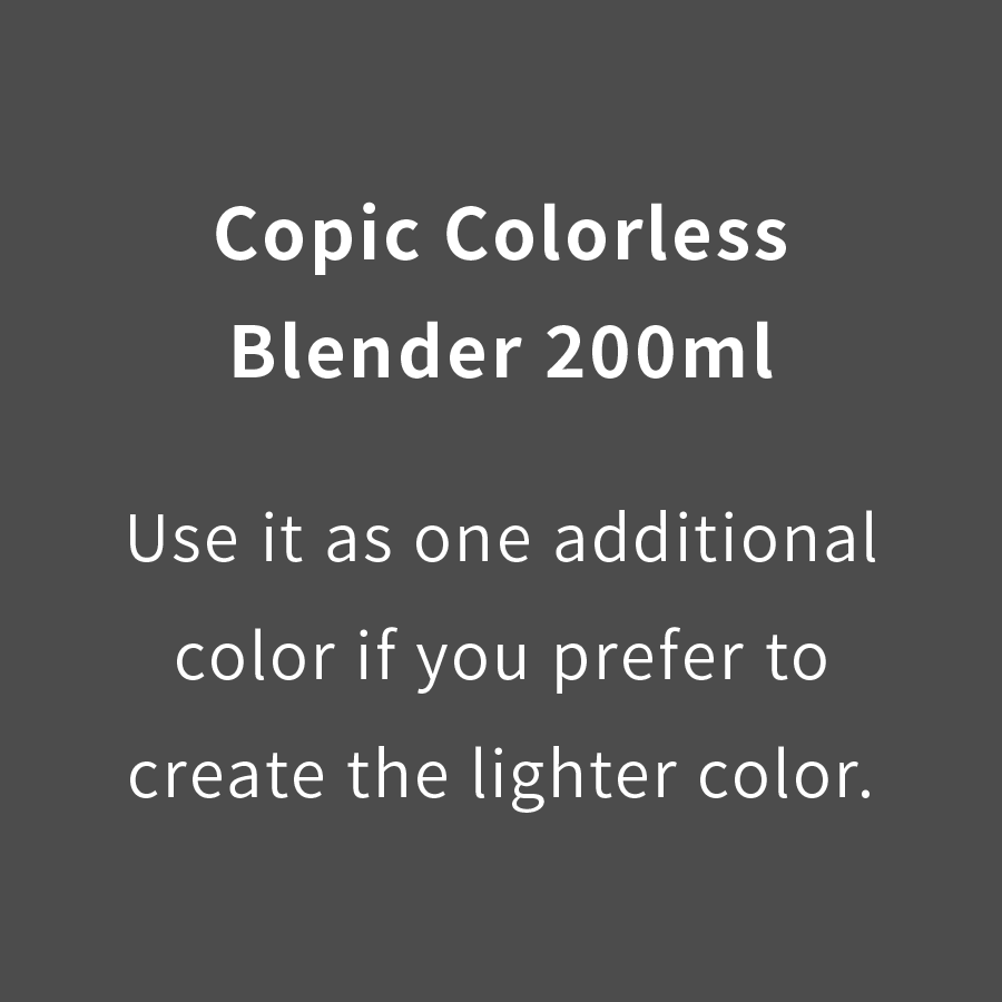 Copic Colorless Blender 200ml