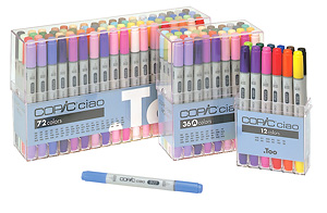 COPIC Ciao 整套