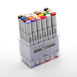 Copic Ciao Marker Set of 24