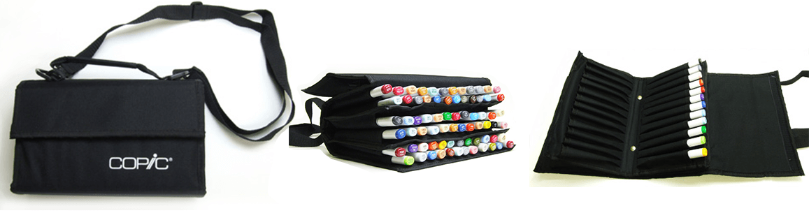 Copic Wallet for 72pcs