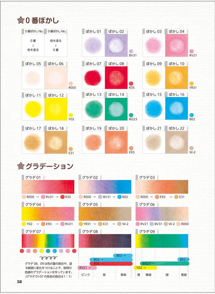 12色でスタート! はじめてのコピックイラスト