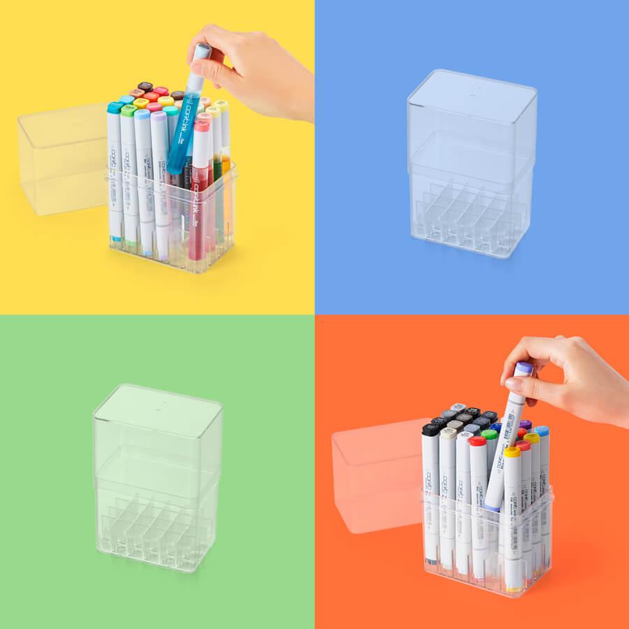 コピックプラスチックケース